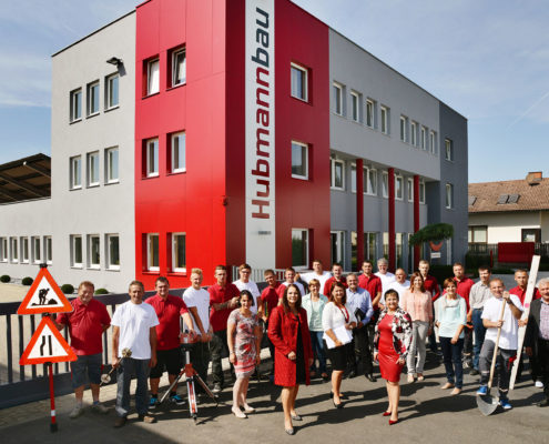 Hubmann-Bau in Gössendorf - Steiermark - Baumeister und Spezialist und in Sachen Hausbau, Neubau, Renovierung, Revitalisierung, Gewerbebauten, Kommunalbauten, Zubau, Umbau und Aussengestaltung.